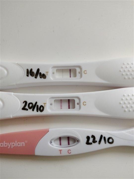 Starten pletblødning graviditet i af Brunligt udflåd