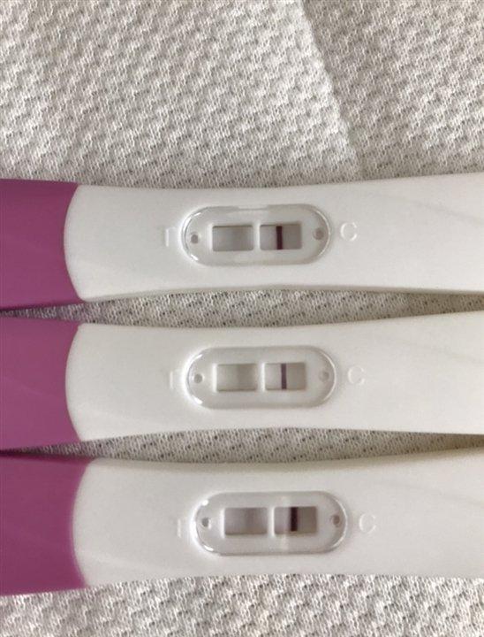 Graviditetstest nu positiv hvad Positiv graviditetstest