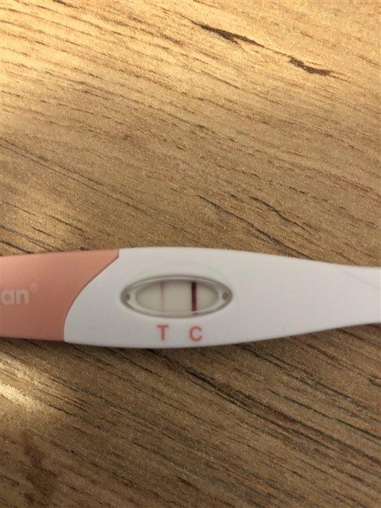 Graviditetstest hvad så positiv Den positive