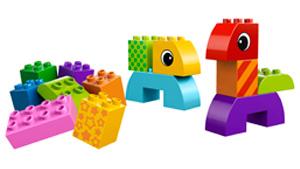 Godt nyt til de yngste LEGO ® fans
