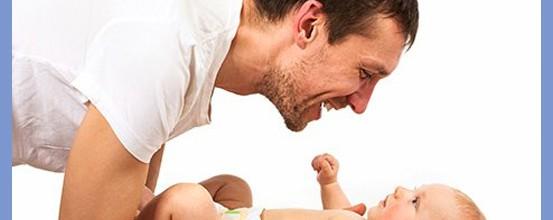 Baby 10. uge – Mor & far er de bedste i verden