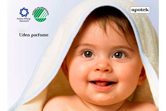 Vælg de rigtige plejeprodukter til baby - Apotekets
