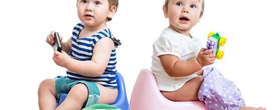 9 lette og sjove råd til pottetræningen