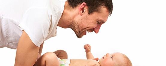 At blive far