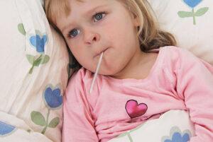 RS virus – Babys farlige forkølelsesvirus