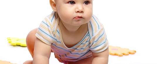 Barnets udvikling 6-9 måneder