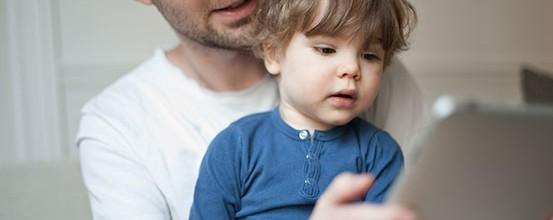 5 spil til børn – familiefar anbefaler lærerige app's