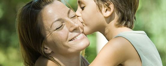 7 tegn på at dit børnehave barn elsker dig