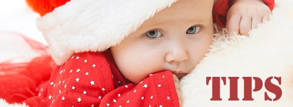 Tips og traditioner til Baby's første jul