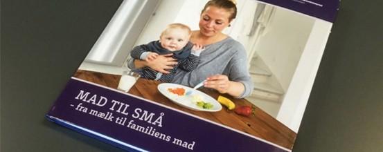 Mad til små – Fra mælk til familiemad