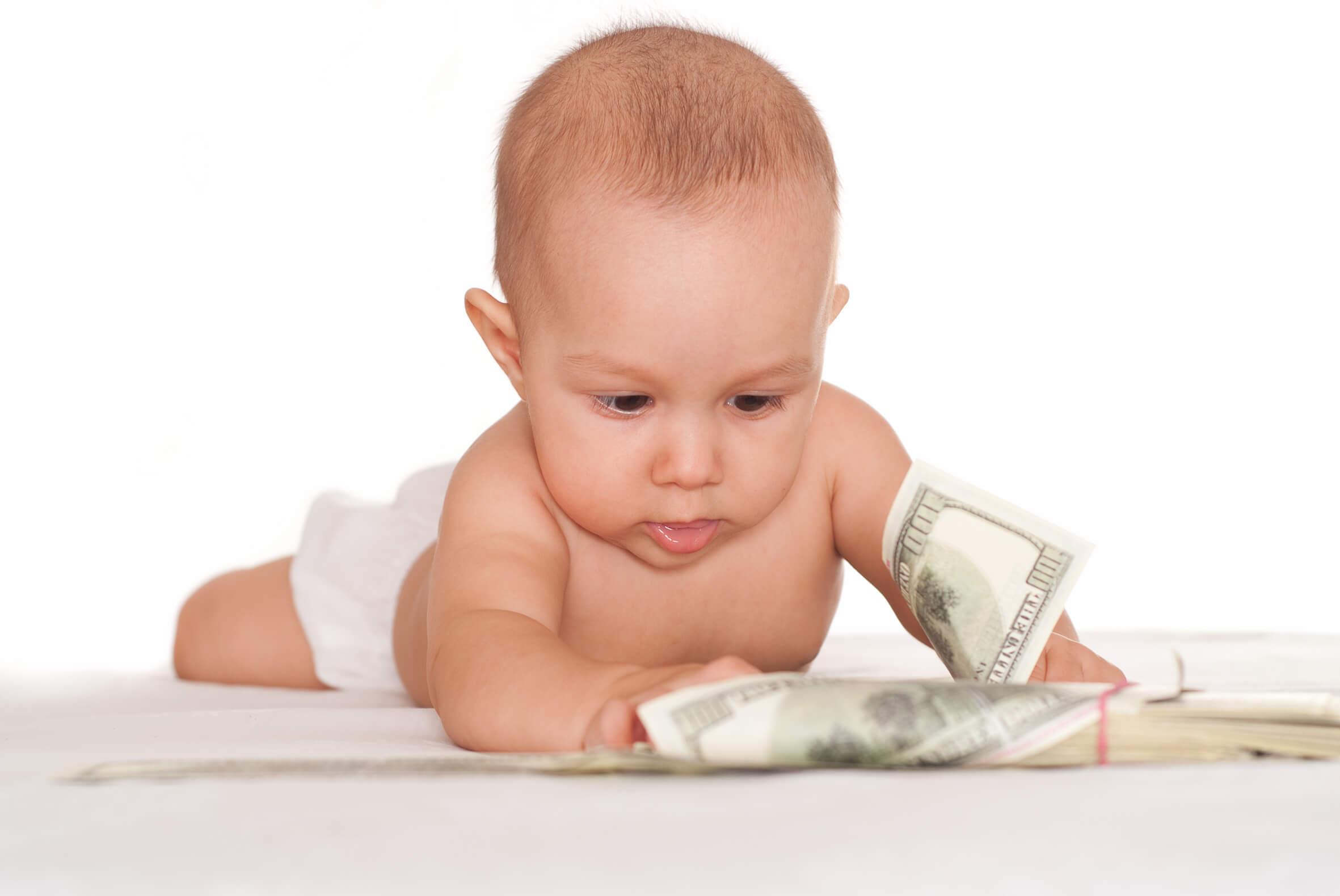 Børnepenge – udbetaling og satser for 2020