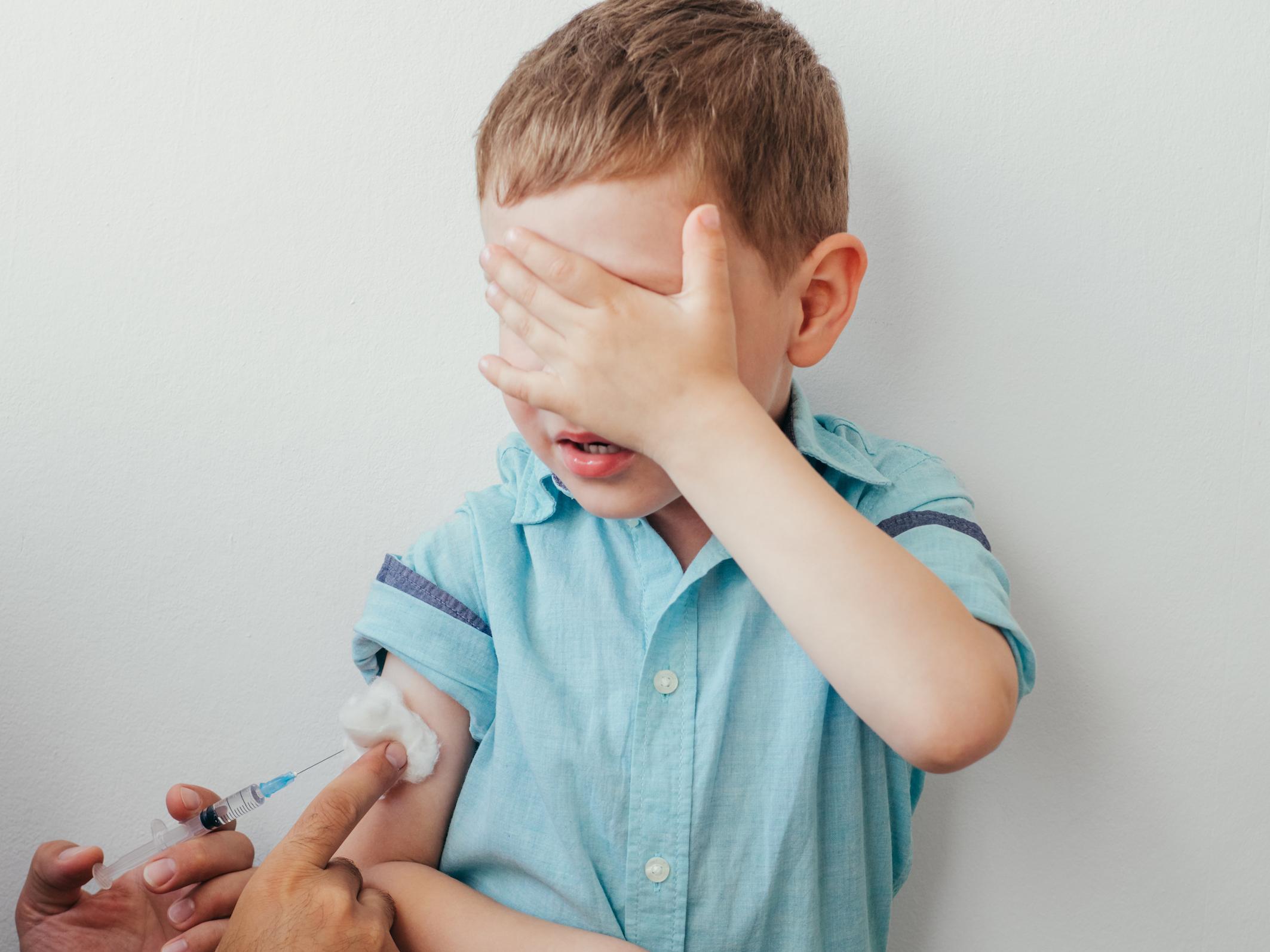 Ny vaccinationsmetode uden nåle